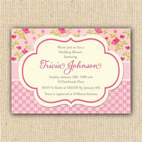 shabby chic baby shower invitations pink shabby chic baby shower invitations baby showers