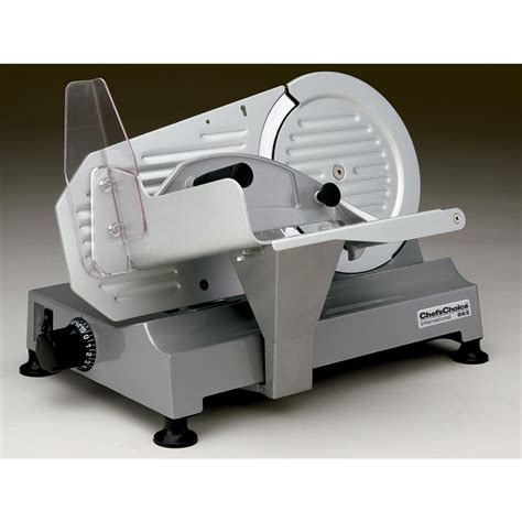 chef s choice 174 professional electric food slicer 113743