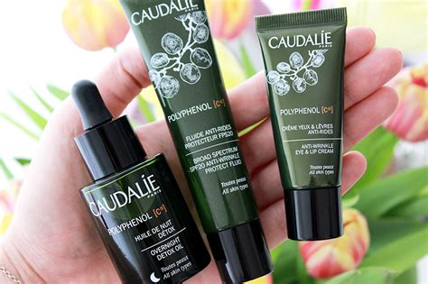 Caudalie Polyphenol C15 Overnight Detox Discontinued by Review Caudalie S Polyphenol C15 Myantiox Kit