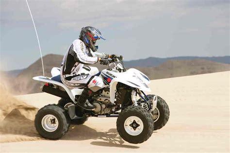 2007 suzuki quadsport z400 review top speed