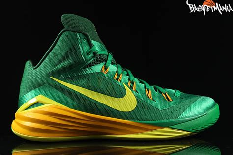 green yellow basketball shoes basketball shoes hyperdunk 2014 green sonic yellow 6924
