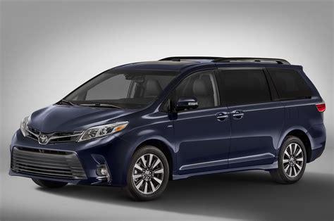 Toyota Seinna 2018 Toyota Gets A Makeover Motor Trend