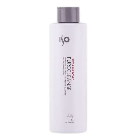 Nevo Detox Clarifying Shoo Ingredients by Iso Cleanse Clarifying Shoo Normal All Hair Types