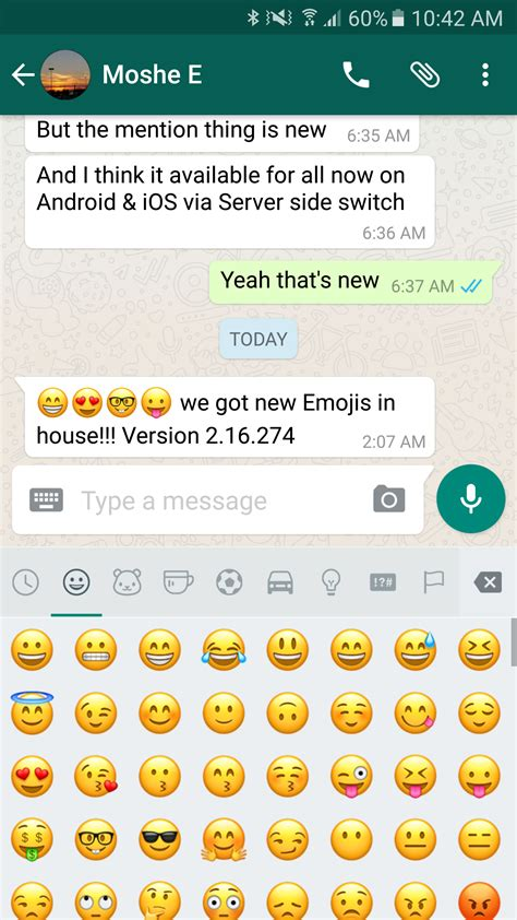 ios emoji for android water gun whatsapp brings ios 10 s emojis to its android beta