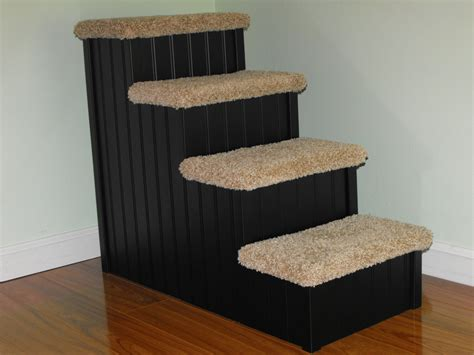 pet steps for bed dog steps pet stairs 24 high doggie steps for beds