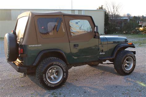 1995 Jeep Se 1995 Jeep Wrangler Pictures Cargurus