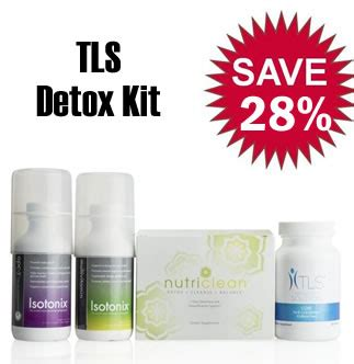 Tls Detox Kit by Digestive Health Vitamins And Supplements
