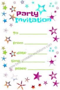 Printable on free party invitations printable invitation templates