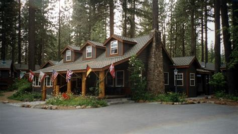 Rustic Cottages Lake Tahoe