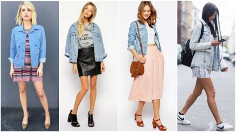 Asos White Carpenter Denim Jacket by How To Rock Your Denim Jacket Like A The Trend