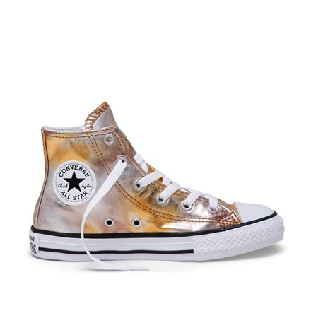 gold high top sneakers for gold high top converse shoes tiptoe co