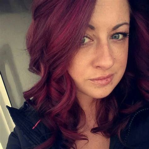 asian magenta highlight pravana 5vv vivids magenta hair makeup by me