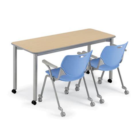 Two Student Desks Uxl Classroom Desks Smith System Student Classroom Desks