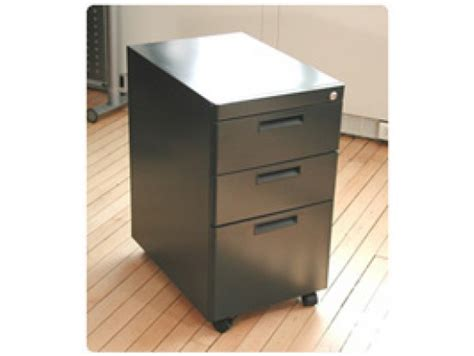 mobile steel filing cabinet 3 drawers biomorph