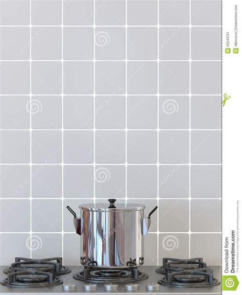 kitchen gas kitchen pot on gas stove stock image image 20243751