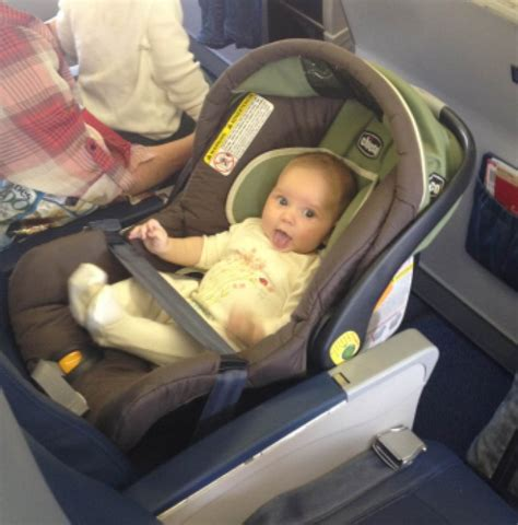 booster seat for 2 year on plane easy travel tips for flying with an infant