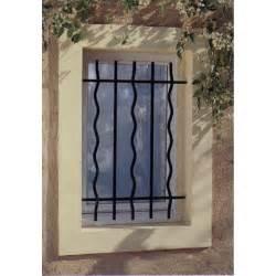 grille de d 233 fense pour fen 234 tre s 233 rie mistral haut 105 x