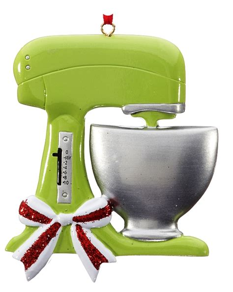 Kitchen Standing Mixer Christmas Ornament   Activities and