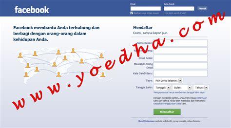 fb adalah fb daftar facebook yoedha