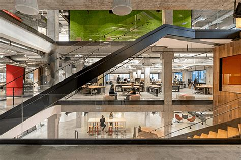 Capital One Executive Office by Open Office Executive Office Conference Rooms