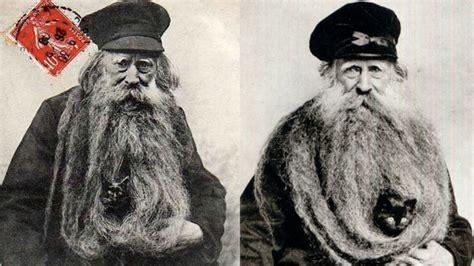 foot beard   nest  cats  historys