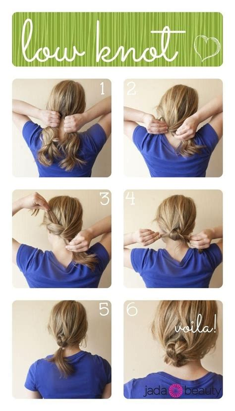 5 minute hairstyles for medium length hair 32 chic 5 minute hairstyles tutorials you may love