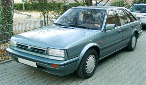 5 Reasons To Buy Nissan Bluebird Saloon Afroautos