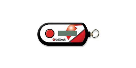 unicreditbanca mobile multicanale dispositivi di sicurezza mobile token e