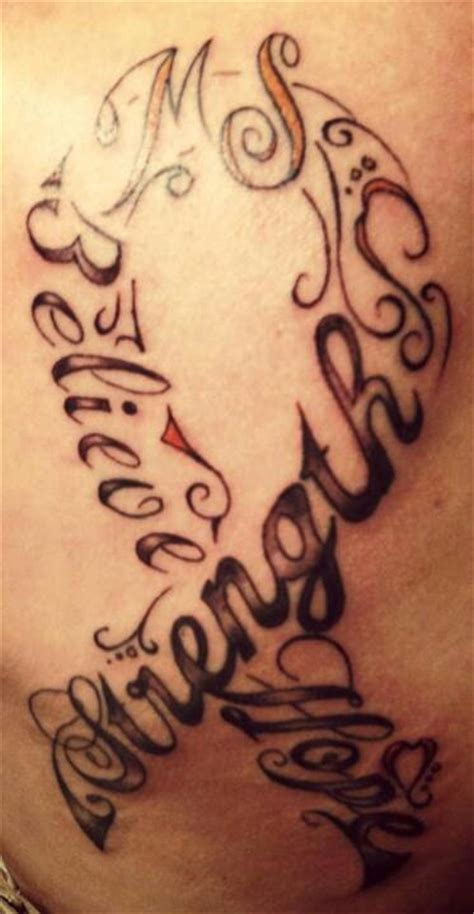 multiple sclerosis tattoos best 25 sclerosis ideas that you will