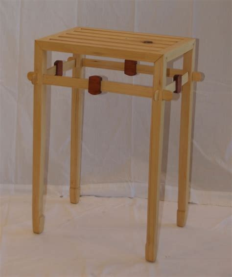 2x4 end table 2x4 timber side table design