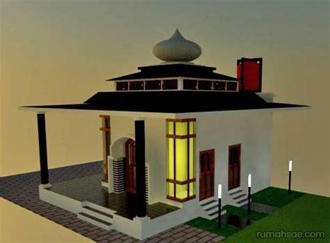 desain dinding mushola desain mushola minimalis rumah sae