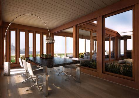 veranda su terrazzo veranda su un attico a 2pservice