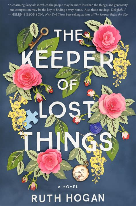 the keeper of lost things a novel books ruth author of the keeper of lost