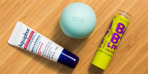9 Of My Favorite Lip Products 2 by The Best Lip Balm Reviews By Wirecutter A New York