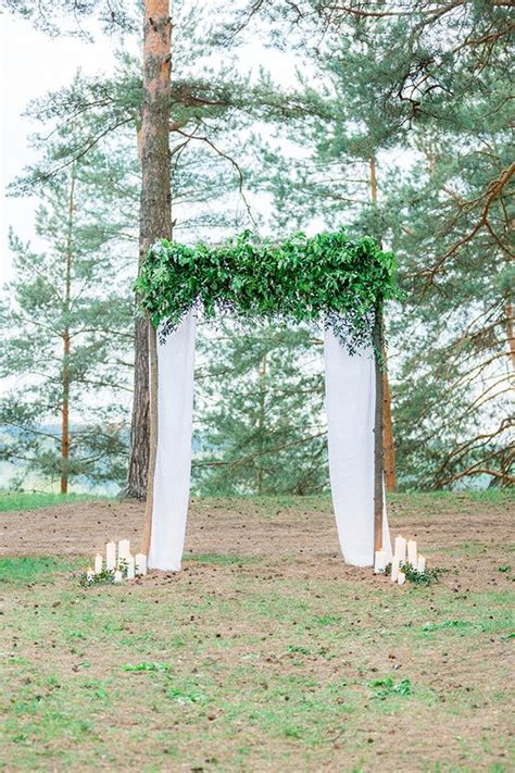 Wedding Arch Branches by 30 Summer Wedding Arches And Backdrops Weddingomania