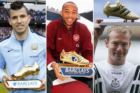 epl golden boot winners hard quiz alert can you name every winner of a premier