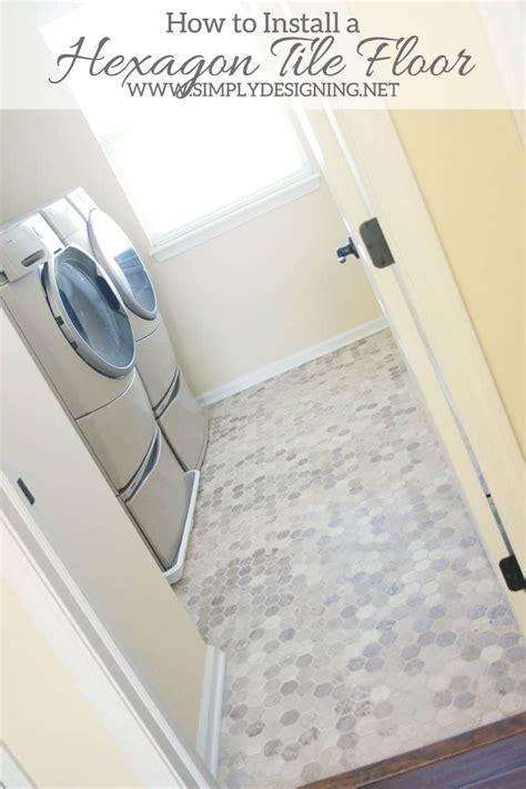 laundry room floor hexagon laundry room tile thetileshop thetileshop