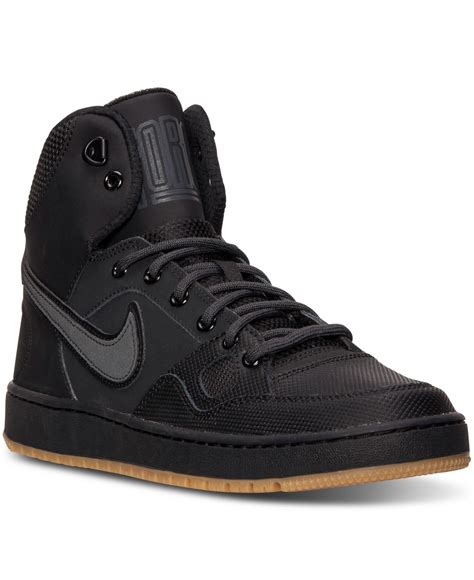 snow sneakers mens nike s of mid winter casual sneakers from