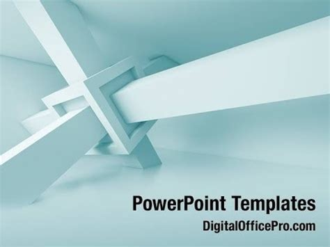 architecture powerpoint templates futuristic architecture powerpoint template backgrounds