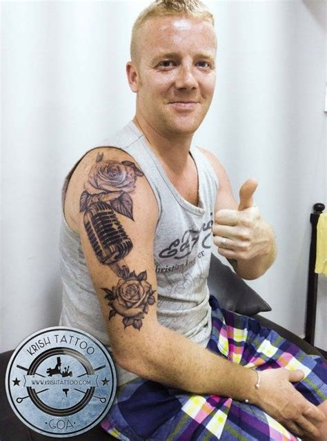 tattoo maker in goa 17 best ideas about music sleeve tattoos on pinterest