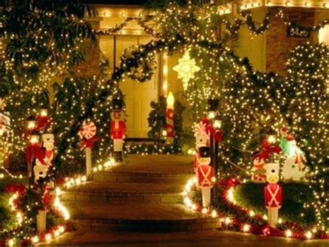 pathway christmas yard candles pathway decorations gingerbread house pathway light set of outdoor yard decor