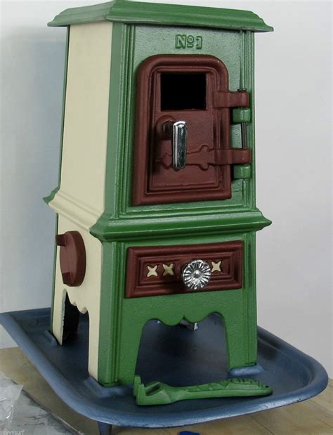 Handmade Wood Burning Stoves - painted pipsqueak stove savvysurf co uk