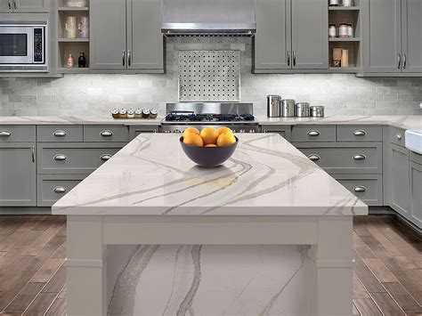 What Is A Quartz Countertop Made Of by Quartz Countertops A Durable Easy Care Alternative