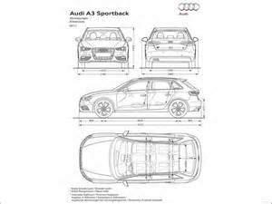 audi a3 sportback 2013 modernit 233 classique galerie