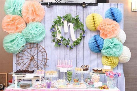 Backyard Bash Party Ideas Kara S Party Ideas Bohemian Coachella Inspired Birthday