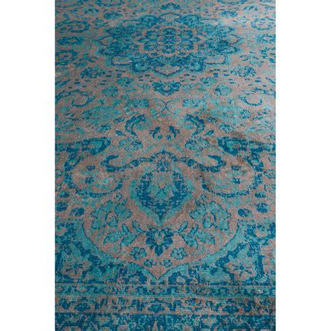 Tapis A by Tapis Motifs Orientaux Bleu Chi