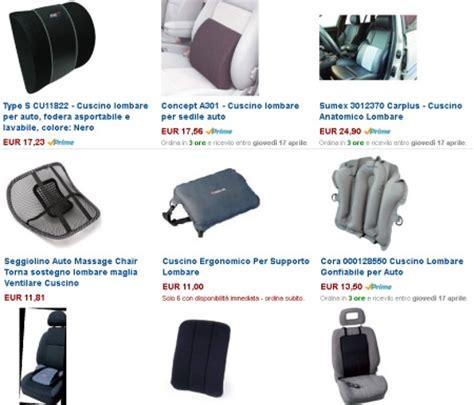cuscini lombari per auto ruby il miglior cuscino ergonomico per auto e