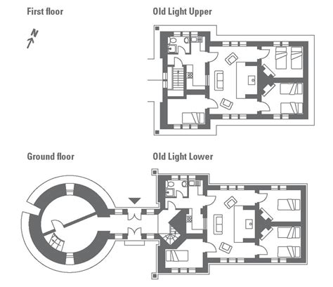 lighthouse floor plans at light
