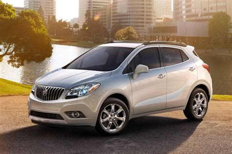 2016 buick encore suv pricing features edmunds