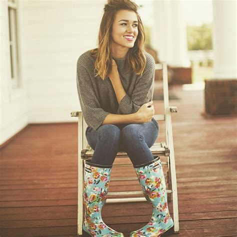 duck dynasty s sadie robertson duck dynasty s sadie robertson to launch new line of rain